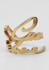 Versace - ANELLO  - Bague - oro tribute - 2