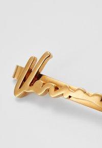 Versace - BOBBY PINMETALLO - Akcesoria do stylizacji włosów - oro tribute - 2