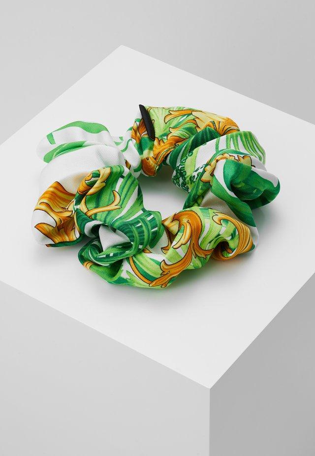 ELASTICO CAPELLI - Accessoires cheveux - bianco/verde