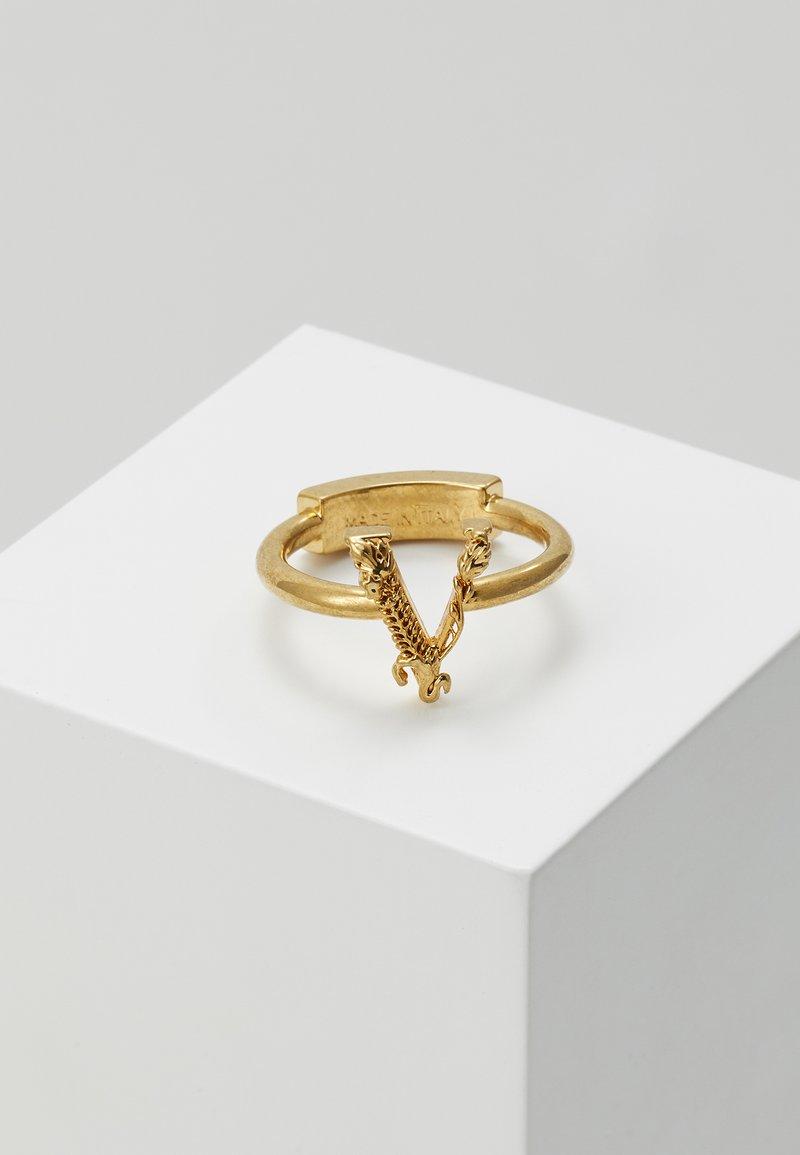Versace - ANELLO  - Bague - gold-coloured
