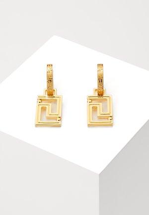 ORECCHINI - Earrings - oro caldo