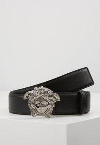 Versace - BELT VITELLO PECCARY - Pásek - nero - 0