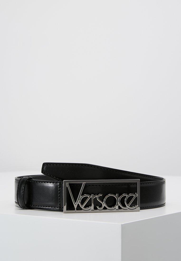 Versace - Cinturón - nero/rutenio