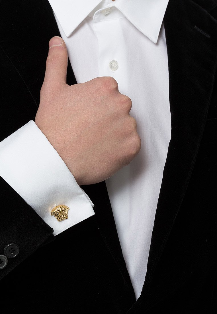 Versace - Cufflinks - gold-coloured