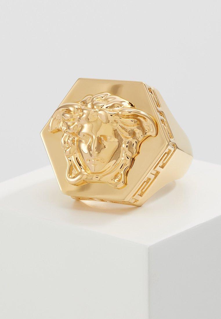 Versace - Ring - oro caldo