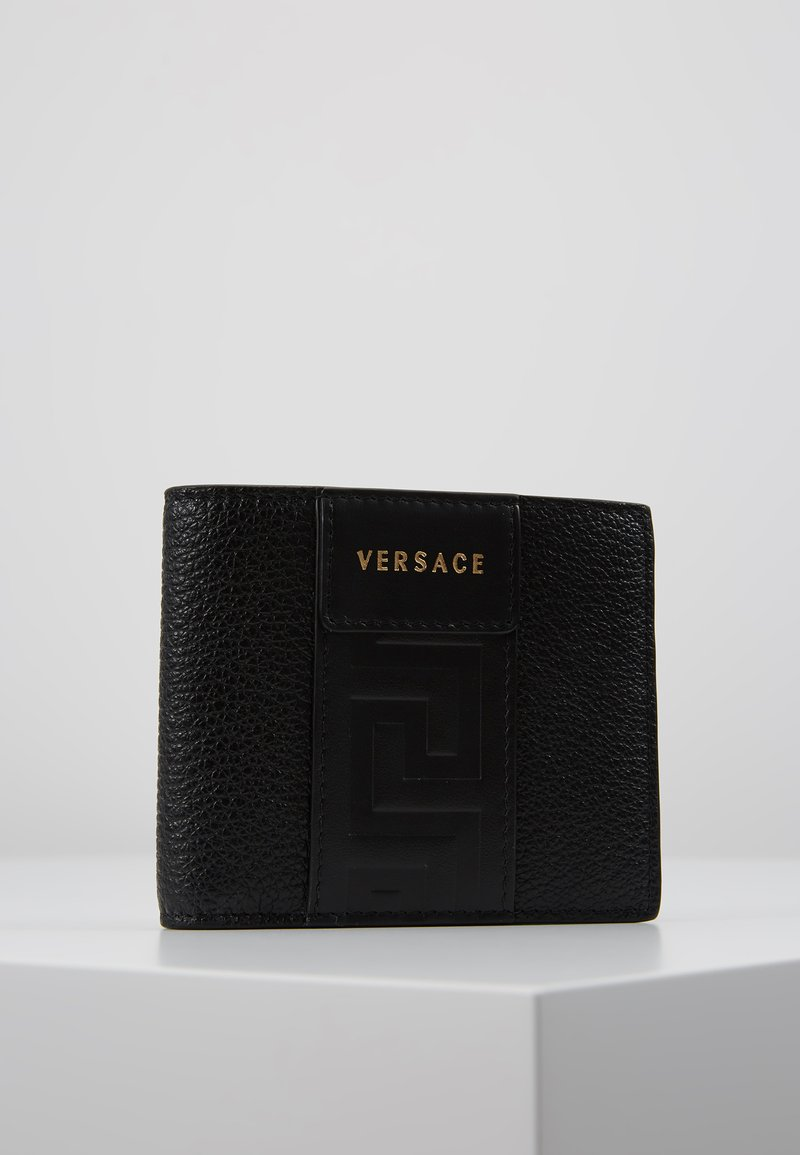 Versace - Wallet - nero oro tribute