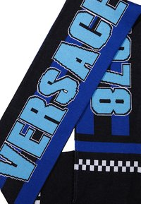 Versace - Scarf - sciarpa maglia/bluette/azzurro - 2