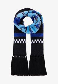 Versace - Scarf - sciarpa maglia/bluette/azzurro - 1