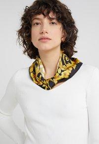 Versace - Foulard - nero/oro - 1