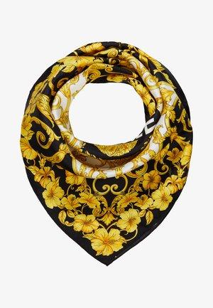 Foulard - nero/oro