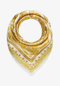 Versace - Šátek - bianco oro - 1