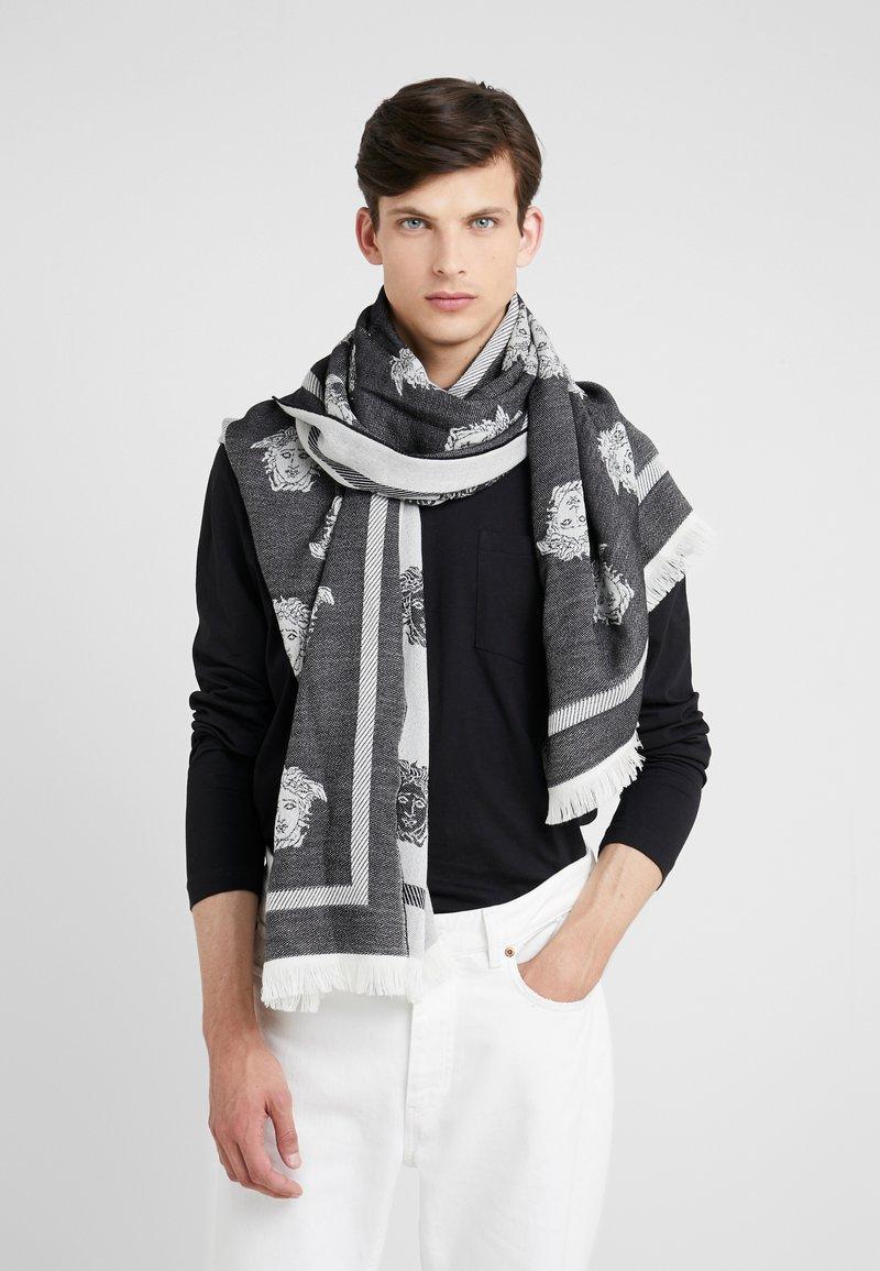 Versace - Halsduk - bianco nero