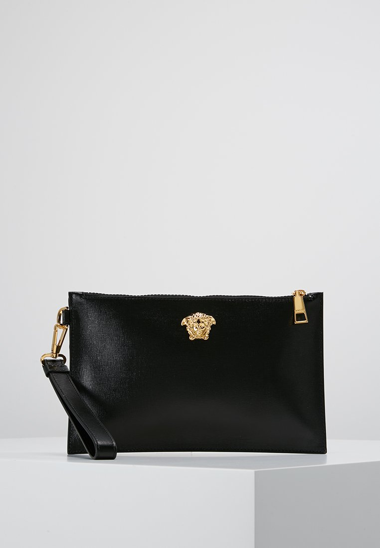 Versace - Clutch - nero/oro caldo