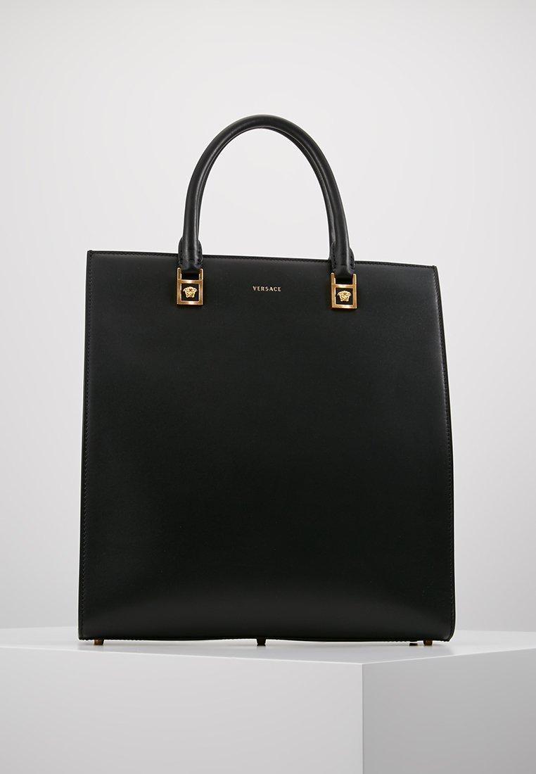 Versace - Shopping Bag - nero oro tribute