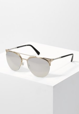 Sunglasses - gold/light grey/silver