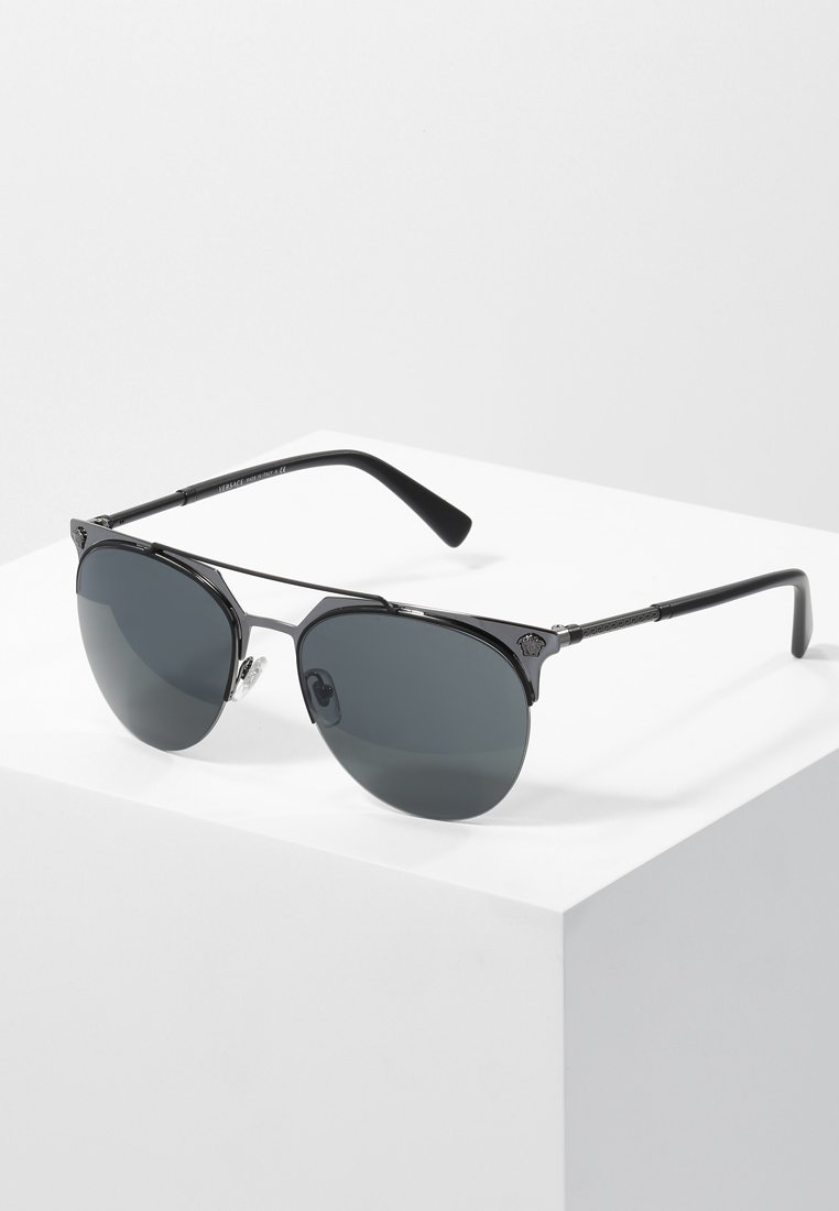 Versace - Sonnenbrille - black/grey
