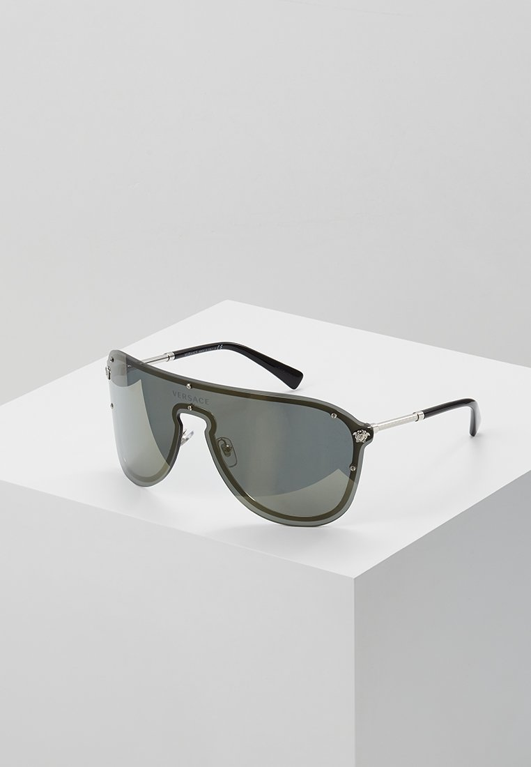 Versace - Sonnenbrille - silver-coloured