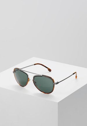 Solbriller - gunmetal/havana/green