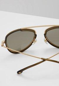 Versace - Solbriller - tribute gold/transp dark green/light brown mirror goldcoloured - 4
