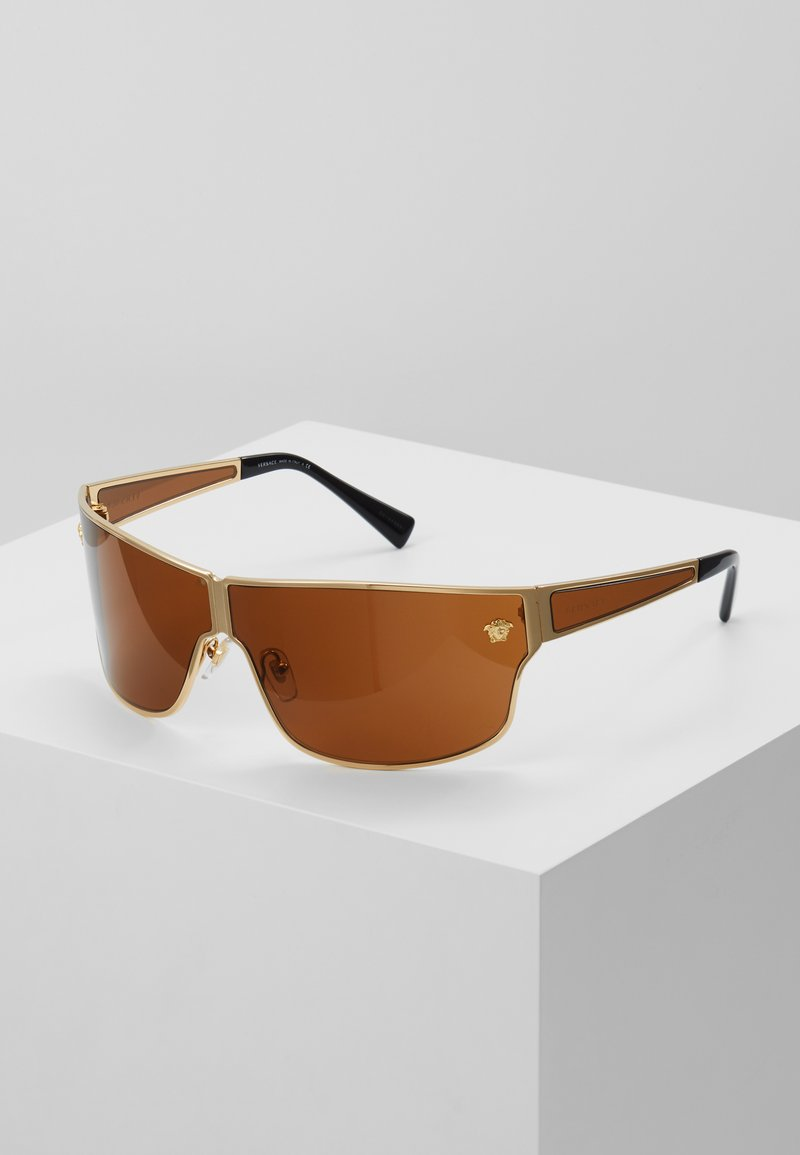 Versace - 0VE - Gafas de sol - gold-colured/brown