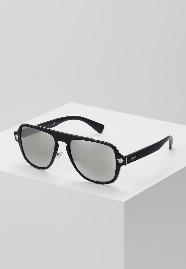 Versace - Sunglasses - matte black