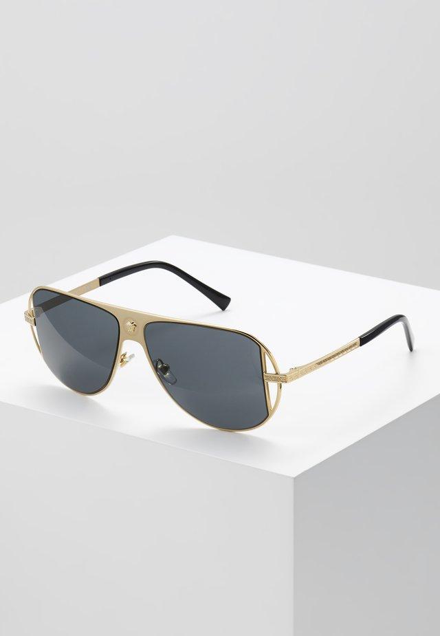 Sunglasses - gold coloured