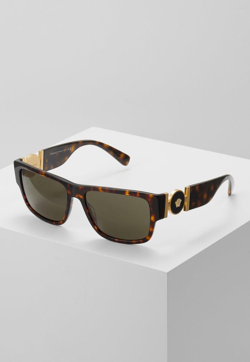 Versace - Sunglasses - havana
