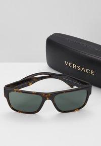 Versace - Sunglasses - havana - 3