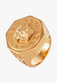 Versace - Prsten - gold-coloured - 4