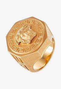 Versace - Bague - gold-coloured - 4