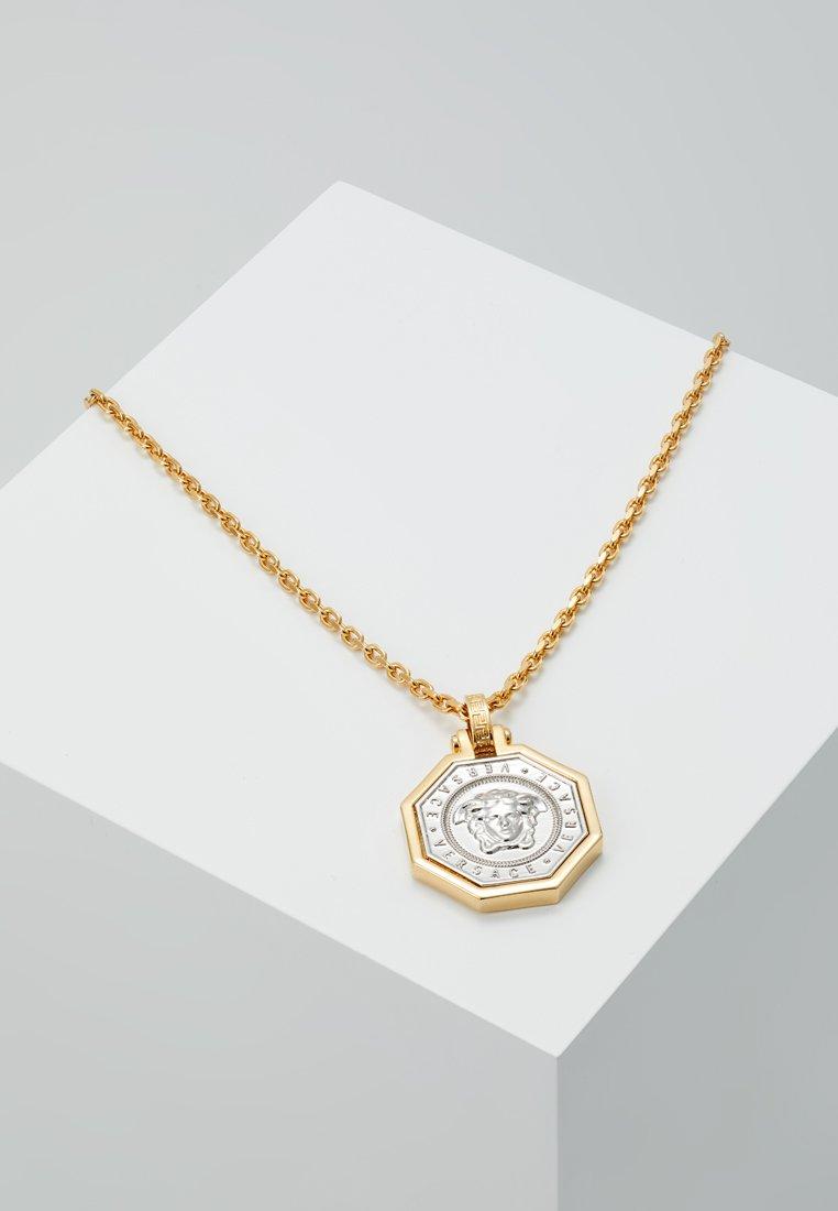 Versace - Halskette - oro/palladio