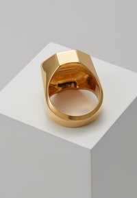Versace - Ring - oro/palladio - 2