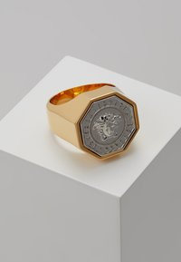 Versace - Ring - oro/palladio - 0