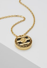 Versace - Necklace - nero oro - 5