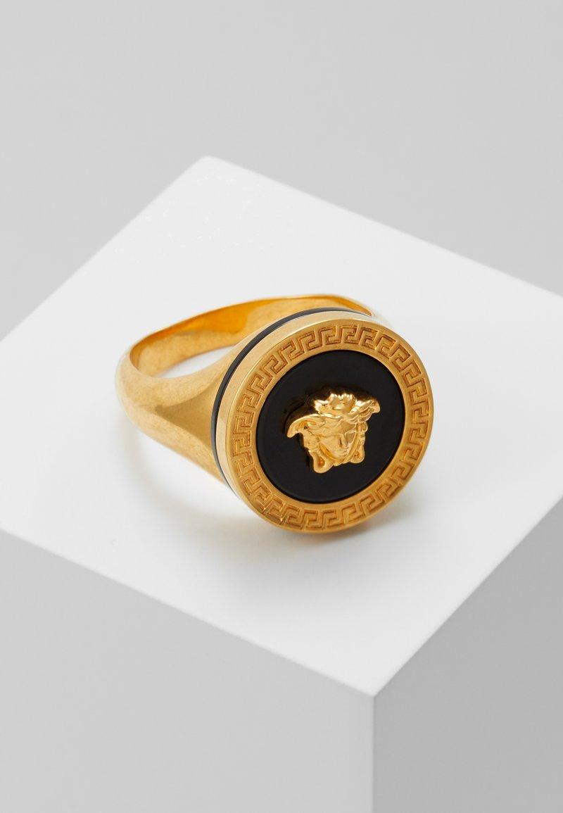 Versace - Ringar - nero/oro tribute