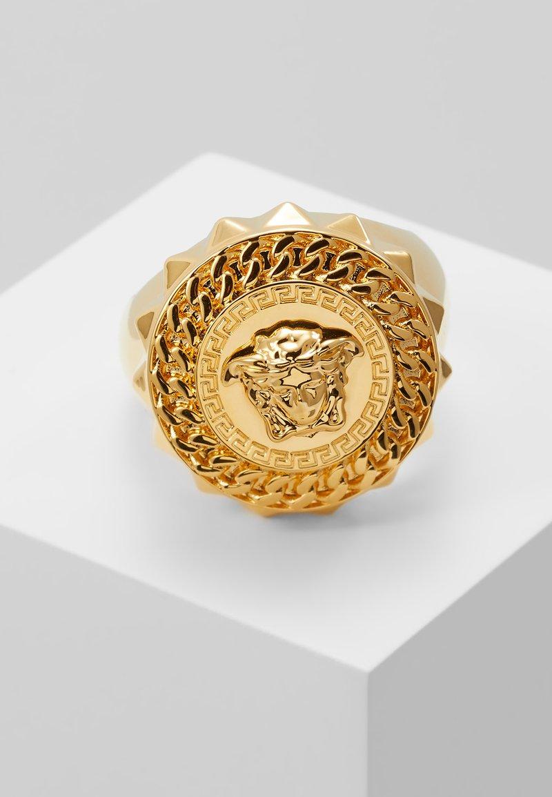 Versace - Anello - oro caldo
