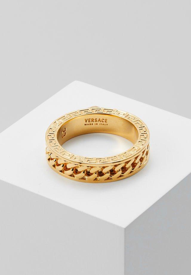 Pierścionek - oro caldo