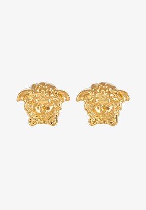 Earrings - oro caldo
