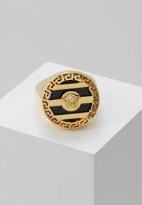 Versace - Ring - nero - 0