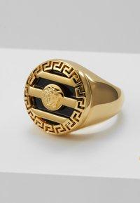 Versace - Ring - nero - 4