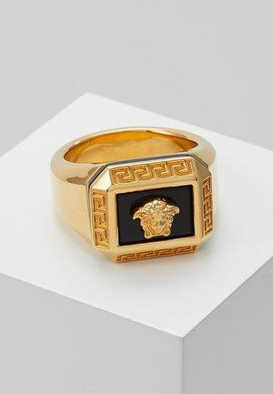 ANELLO - Ring - nero/oro