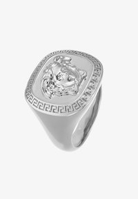 Versace - Ring - silver-coloured - 4