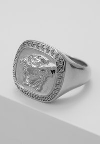 Versace - Ring - silver-coloured - 5