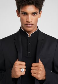 Versace - Ring - silver-coloured - 1