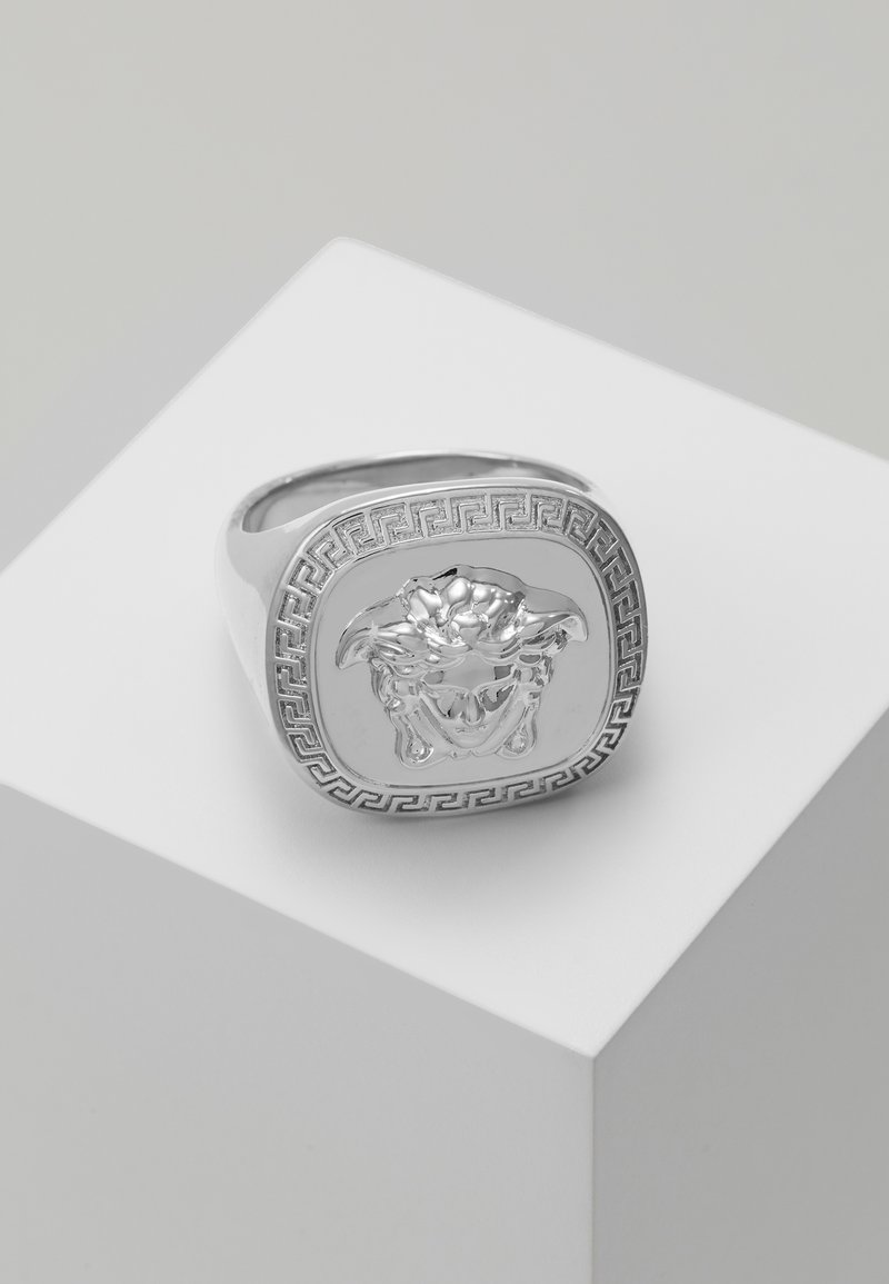 Versace - Ring - silver-coloured