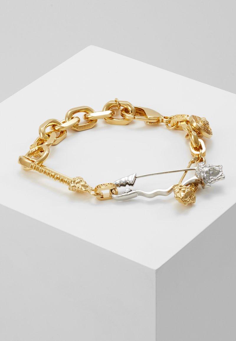 Versace - Armband - oro caldo palladio