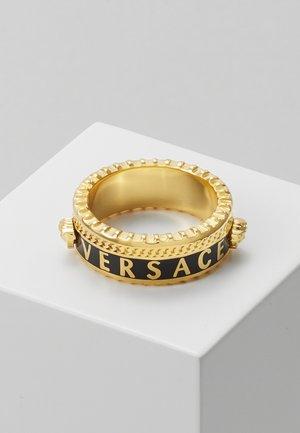 Ring - nero/oro
