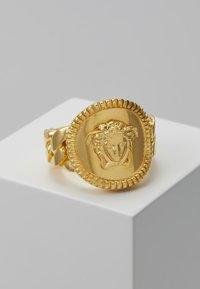 Versace - Ringe - oro caldo - 0