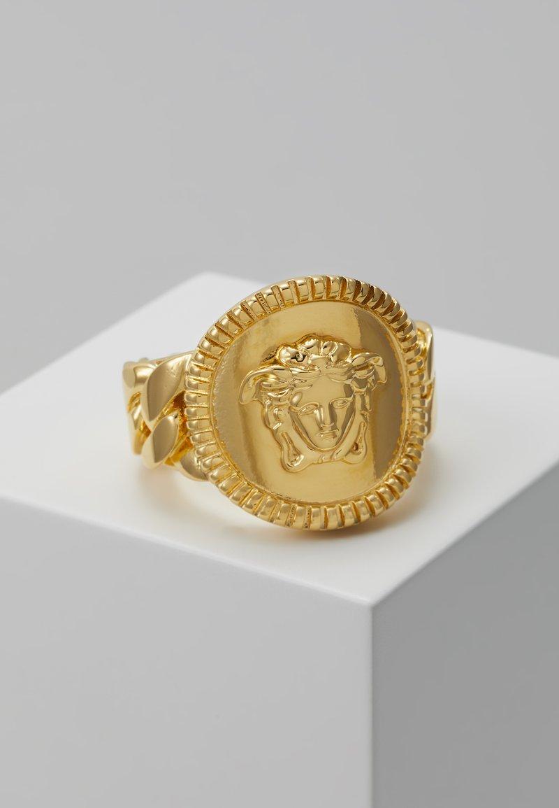 Versace - Ringe - oro caldo
