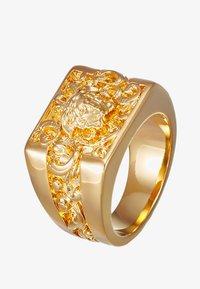 Versace - Ring - oro caldo - 4